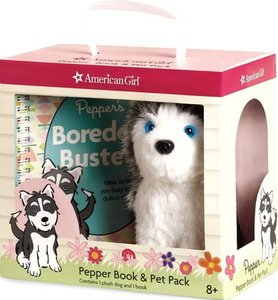 Pepper Book & Pet Pack