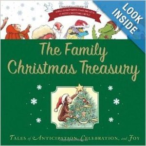 The Family Christmas Treasury Book