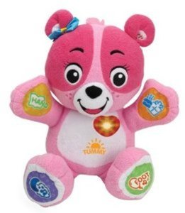 VTech Cora The Smart Cub Plush Toy - Pink