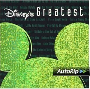 Disney's Greatest Vol. 2 AutoRip