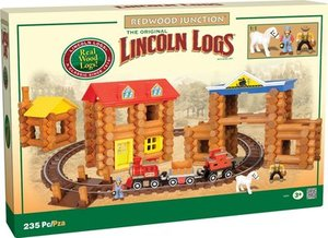 Lincoln Logs Redwood Junction