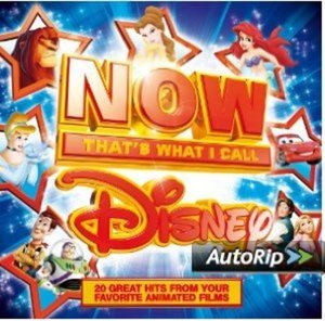 Now Disney: That's What I Call Disney CD