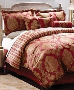 Palazzo 7 pc comforter sets queen king