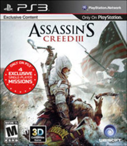 Assassins Creed III (PS3)