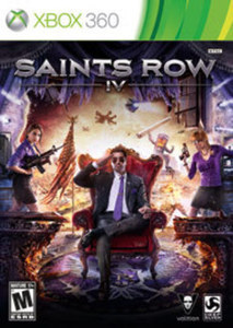 Saints Row IV (Xbox 360)