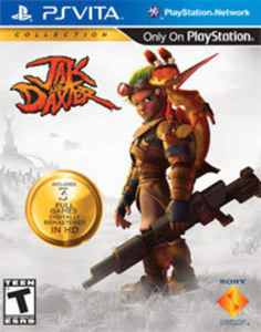 Jak and Daxter Collection (PS Vita)