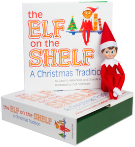 The Elf on the Shelf: A Christmas Tradition (Boy Elf)