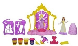 Play-Doh Disney Princess Design-A-Dress Boutique Play Set
