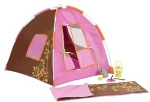 Our Generation Only 9PC Camping Set