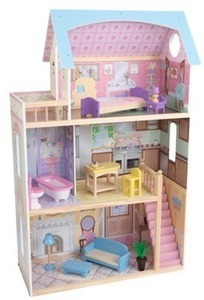 Kidkraft Traditional Wooden Dollhouse