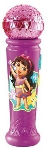 Dora Rocks Singing Star Microphone