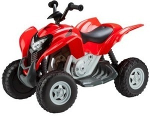 Honda Sport ATV 6-Volt Ride-On