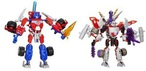 Transformers Construct-Bots Ultimate Set