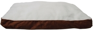 Ultra Suede Premium Pet Bed Large