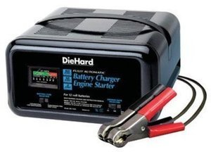 DieHard Battery Charger/Engine Starter