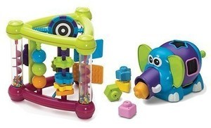 Infantino Colors & Shapes Activity Set