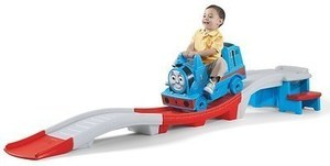 Thomas the Train Up & Down Coaster w/ 9' Track
