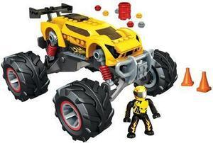 Mega Bloks Hot Wheels Super Blitzen Monster Truck