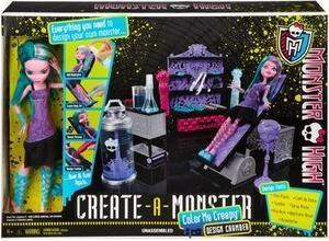 Monster High Create a Monster Color Me Creepy Design Chamber (After Coupon)