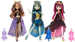 Monster High 13 Wishes Party Doll (After Coupon)