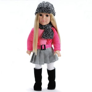 "What A Doll 18"" Blonde Madame Alexander Doll"