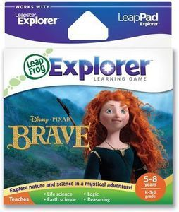 Leapfrog Explorer Learning Software Brave