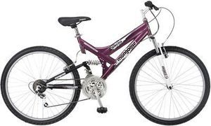 "Mongoose Spectra 26"" Women's Bike"