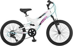 "Mongoose Spectra 20"" Girls' Bike"
