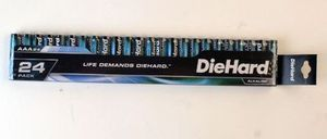 DieHard 20-Pack AAA Batteries