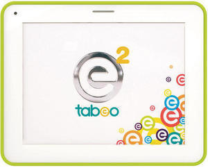"Tabeo E2 8"" Kids Tablet - Silver"