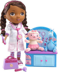 Doc McStuffins Magic Talkin' Doc & Friends