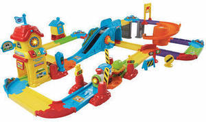 Vtech Go! Go! Smart Wheels Train Station Play Set