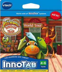 Dinosaur Train VTech InnoTab Software