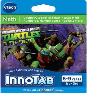 Teenage Mutant Ninja Turtles VTech InnoTab Software