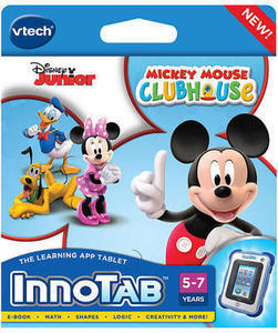 Mickey Mouse Clubhouse VTech InnoTab Software