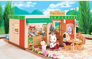 Calico Critters Burger Cafe Playset (After Coupon)