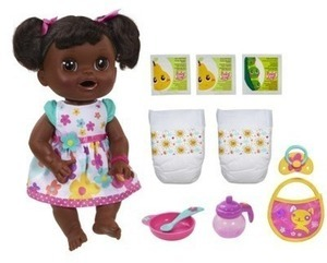 Baby Alive Real Surprises Baby- African American