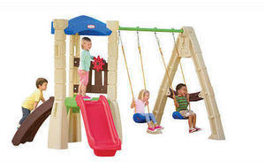 Little Tikes Lookout Swing Set