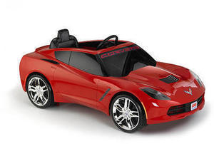 Power Wheels 12 Volt Corvette - Red (After Coupon)
