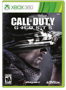 Call of Duty: Ghosts(Xbox 360)
