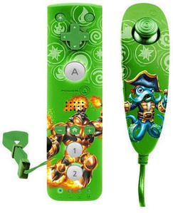 Skylanders SWAP Force Pro Pack Mini Controller Set (Wii)