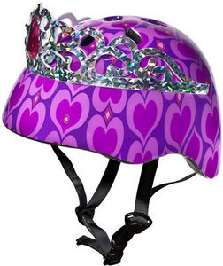 Kids' Raskullz Princess Bike Helmets