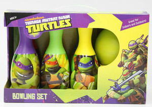 Teenage Mutant Ninja Turtles Bowling Set
