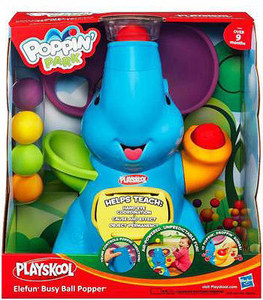 Poppin Park Elefun Busy Ball Popper