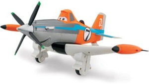 Planes U-Command Infrared Remote-Control Plane - Dusty