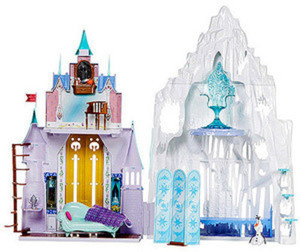 Disney Frozen Feature Castle