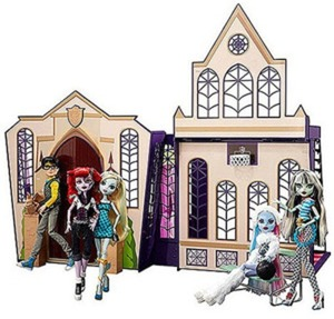 Monster High High School Play Set