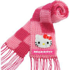 Hello Kitty Knit Your Own Scarf