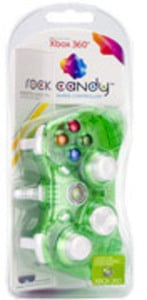 Xbox 360 Rock Candy Controller - Green