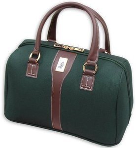London Fog Oxford II Luggage + 15% Off - Green